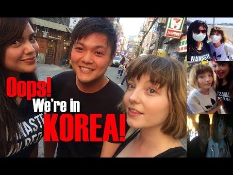 Let's Explore South Korea Together! Obon 2016 (Part 1 Day 1)
