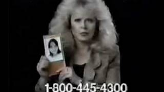 Sally Struthers Christian Children's Fund Commercial (1987)