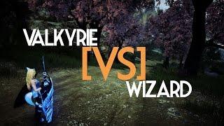 bdo pvp arena awaken valkyrie vs awaken wizard