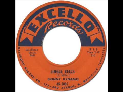 SKINNY DYNAMO  Jingle Bells Excello 2097 1956