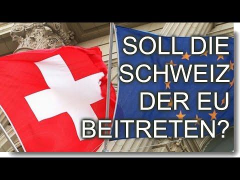 Soll die Schweiz der EU beitreten? - 20 Jahre EWR-Nein (Doku)