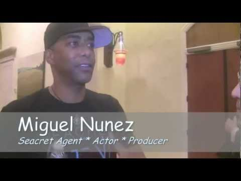 Actor Miguel Nunez Shares his Seacret Story with Josh and Fei Bi