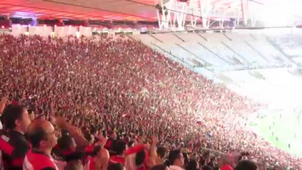 Great Torcida show by Flamengo supporters at Maracana (Rio de Janeiro) -  YouTube 9767e05cfabfc