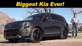 2020 Kia Telluride | The Legroom Champion