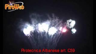 art c59 pirotecnica albanese
