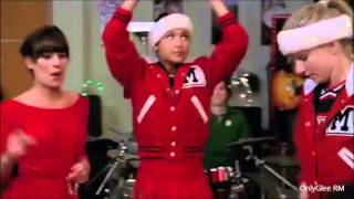 GLEE All I Want For Christmas Is You Full Performance From Extraordinary Merry Christmas
