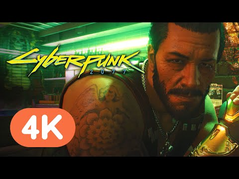 Cyberpunk 2077 — Official Lifepaths Trailer (4K)
