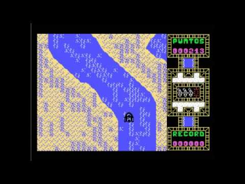 Mekong/Mecom (Iber Software/Genesis) (1988) (MSX)