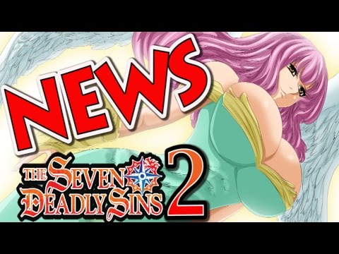 THE SEVEN DEADLY SINS SEASON 2 NEWS! (Everything we know as of April 2017)