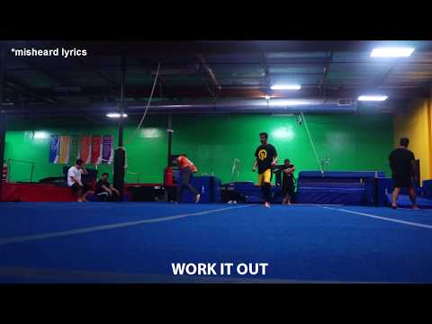 12/1/2017: aka Karizma -  Work it Out Misheard Lyrics