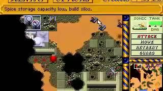 Dune 2   Gameplay