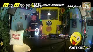 Misch-Masch mit Fette Beats 38 Alles Deutsch Part 4 - DJ Ostkurve Powered by Denon DJ