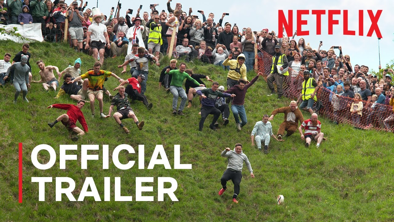 We Are The Champions | Official Trailer | Netflix