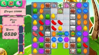 Candy Crush Saga Level 194 No Boosters