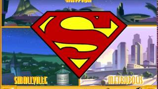 Superman Games : Play Othello with Lex Luthor