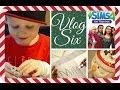 WRITING HIS OWN NAME / 12 Days Of Vlogmas #6