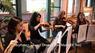 Eurythmics   Sweet Dreams Are Made Of This String Quartet by The Ocdamia Strings