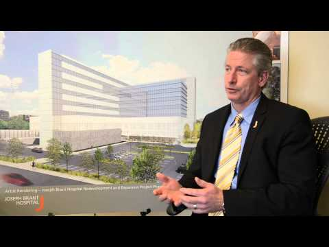 Joseph Brant Hospital Redevelopment & Expansion Project Overview