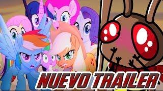 POR FIN EL PRIMER TRAILER DE MY LITTLE PONY THE MOVIE!!! WOUU!!!