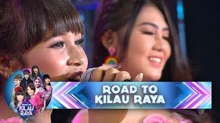 Ini Baru Keren Tasya Rosmala feat Via Vallen DITINGGAL RABI Road To Kilau Raya