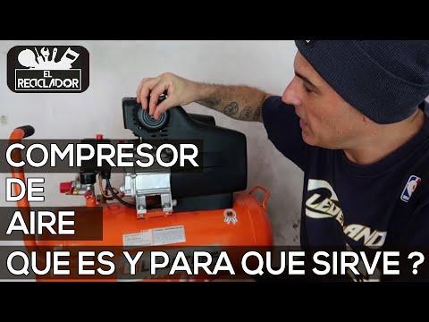 #229 Compresor de aire – que es y para que sirve