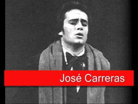 José Carreras: Puccini - La Bohème, 'Che gelida manina'