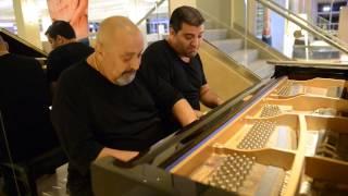 Arsen Petrosov and Leon Petrosov - Jam Session Live