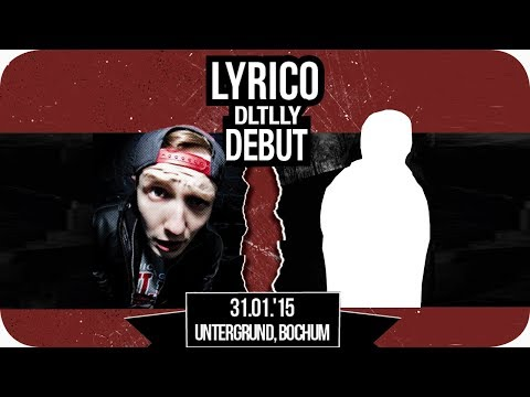 Lyrico - DLTLLY Debut (Januar2015)