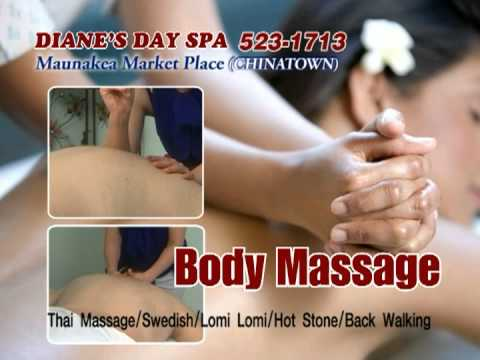 Diane's Day Spa TV Commercial - Honolulu, Hawaii
