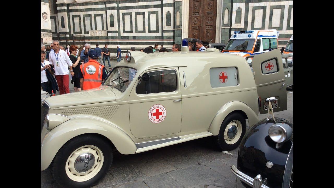 Misericordie raduno ambulanze d 39 epoca youtube for Erotismo d epoca