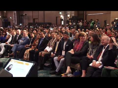 GLF 2017 - Biggest World Leaders' Conference, India | The Art of Living