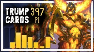 TRUMP PLAYS ARENA?! Feels 2016 - Kobolds And Catacombs - Paladin Arena 397 - Part 1