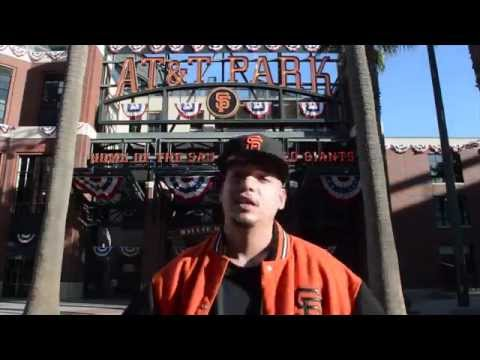 I'm a San Francisco Giant (Official Video) -@INSAIN415