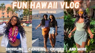 Hawaii Vlog 2021 | Girls Trip | Traveling During Covid