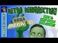 Smashed Sega MegaCD Retro Resurrection Part 2 - Repair time?? SegaCD