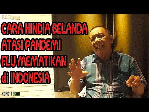 Cara Hindia Belanda Atasi Pandemi Flu Mematikan di Indonesia