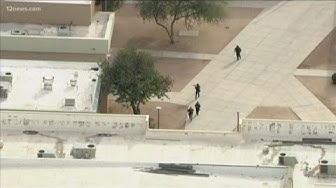 Kids safe after shooting scare at Apache Junction HS