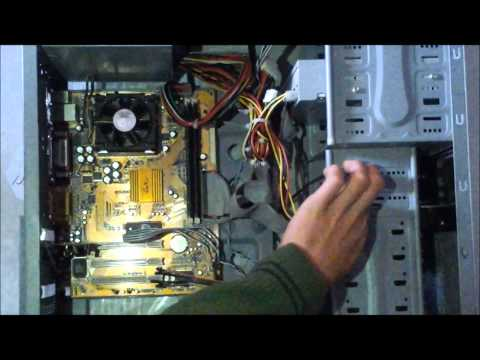 Falla: No se encuentra el sistema operativo