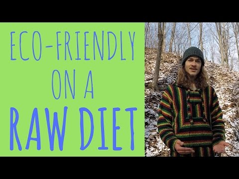 WHY A RAW VEGAN LIFESTYLE IS GOOD FOR THE ENVIRONMENT