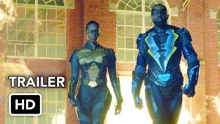 "Black Lightning (The CW) ""Pierce Family"" Trailer HD"