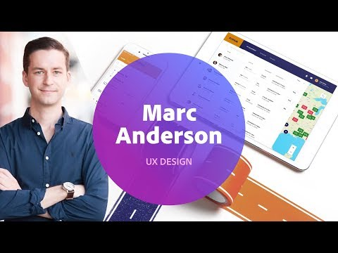 Designing a Mobile Experience with Marc Anderson - 1 of 3