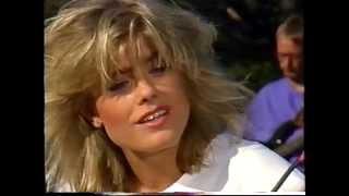 Pernilla Wahlgren och Cornelis Vreeswijk - Cecilia Lind & Fredrik Åkare - 1987