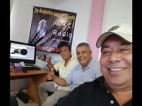Entrevista Trigales Acapulco Racradio