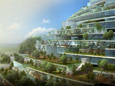 FUTURISTIC ARCHITECTURE - FUTURISTIC ARCHITECTURE CITY ...