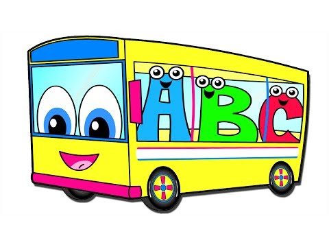 """""""Nursery Rhymes Collection Vol. 1"""" - Wheels on the Bus & More, Baby Toddler Kids Learning Songs"""