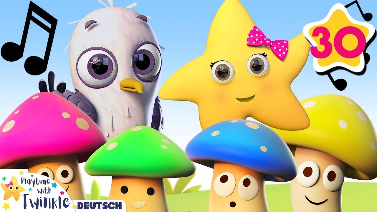 Twinkle macht Musik | Kinderlieder | Little Baby Bum Deutsch | Cartoons für Kinder
