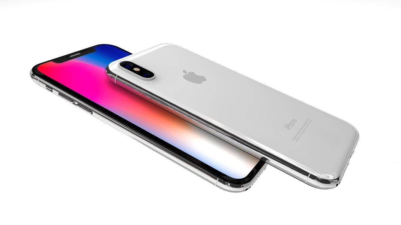 iPhone X [3d model free download] by Zohaib Ahmed | Redesigned