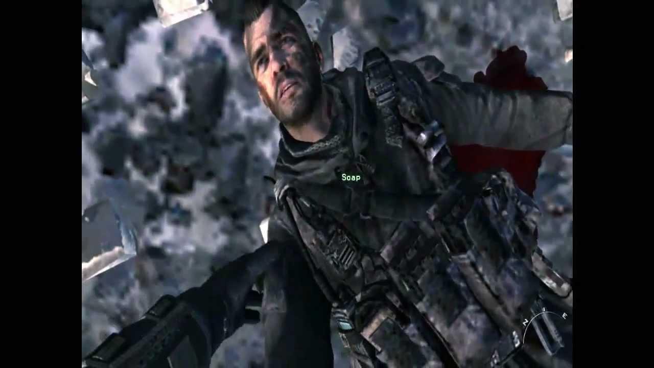 Modern Warfare 3 Soap S Death Youtube