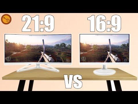 21:9 vs 16:9 | Mi opinión sobre los monitores Ultrawide ¿Merecen la pena? - Español