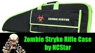Zombie Stryke Rifle Case By Ncstar